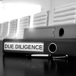 Due Diligence Datenschutz