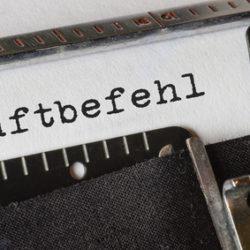 Chemnitz Haftbefehl Leak BDSG (2018)