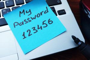 Passwort DSGVO Datenschutz