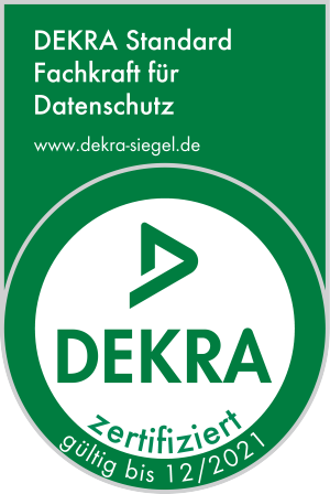 Dekra zertifiziertes Personal