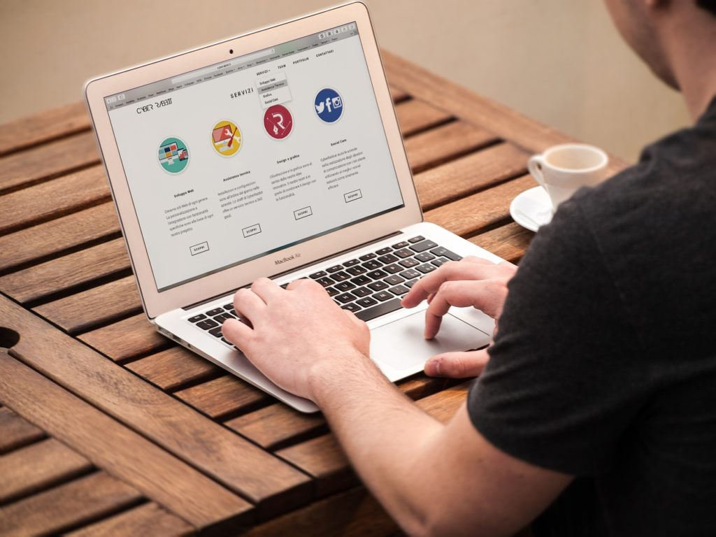 Unterauftragnehmer Liste Webseite Online DSGVO