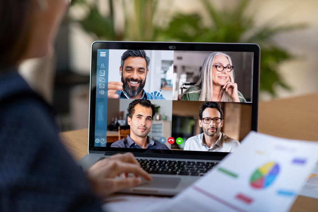 Web Meeting Videokonferenz DSGVO Datenschutz